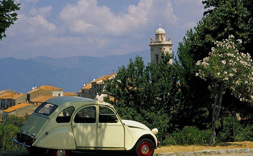 Sardinie autohuur