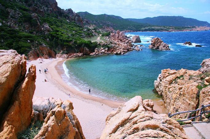 Sardinie wandelen